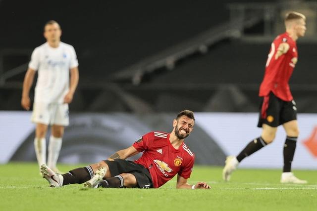 """Man Utd có thể """"lết"""" tới đỉnh cao với những đôi chân mệt mỏi? - 1"""