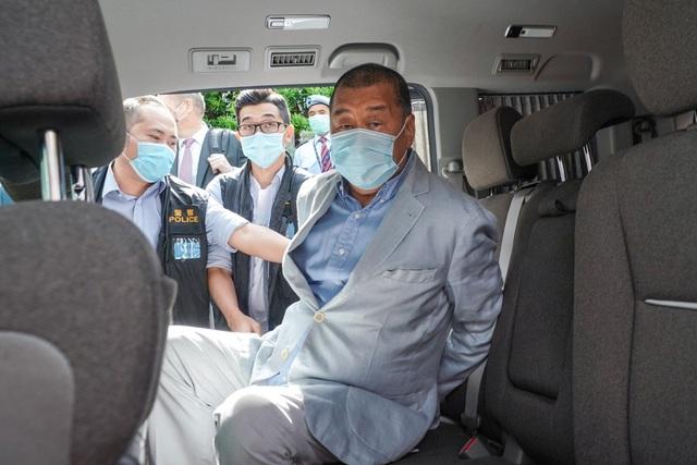 Nghi vấn trùm truyền thông Hong Kong nhận 129.000 USD từ nước ngoài - 1