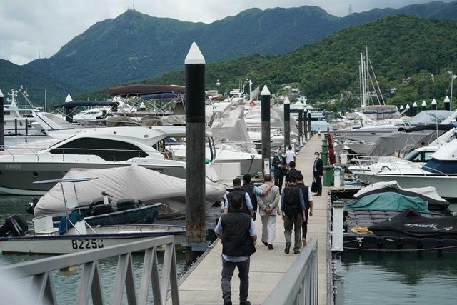 Nghi vấn trùm truyền thông Hong Kong nhận 129.000 USD từ nước ngoài - 2