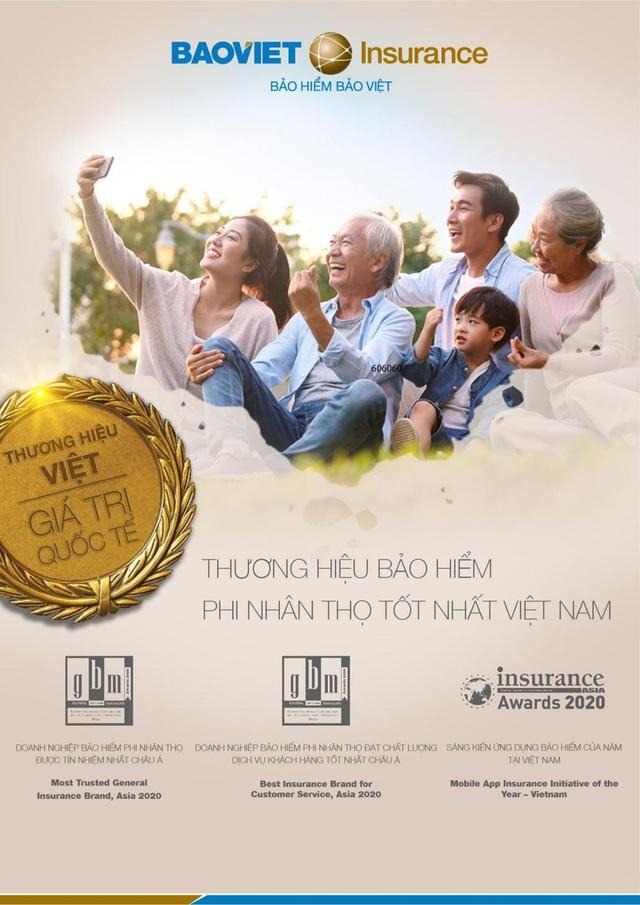 Bảo hiểm Bảo Việt dành trọn 2 giải thưởng danh giá khu vực Châu Á - 1