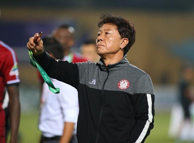 HLV Chung Hae Seong trở lại dẫn dắt CLB TPHCM - 1