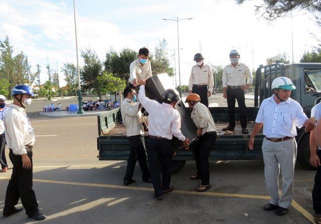 Ra quân xử lý loa karaoke di động tra tấn người dân tại các nơi công cộng - 5