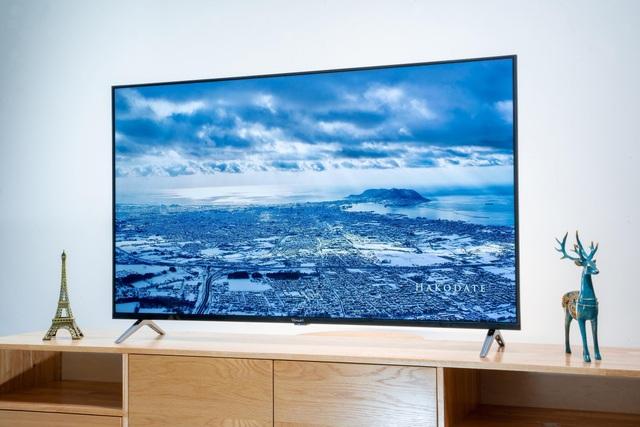 Mở bán rộng rãi, TV Vsmart ưu đãi giá để cạnh tranh LG, Samsung - 1