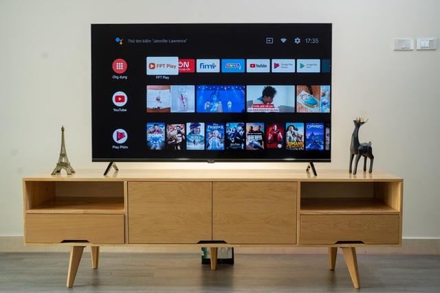 Mở bán rộng rãi, TV Vsmart ưu đãi giá để cạnh tranh LG, Samsung - 6