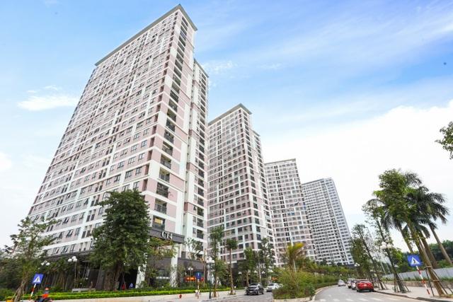 Tận hưởng không gian sống xanh tại trung tâm phía Tây Thủ đô - 4