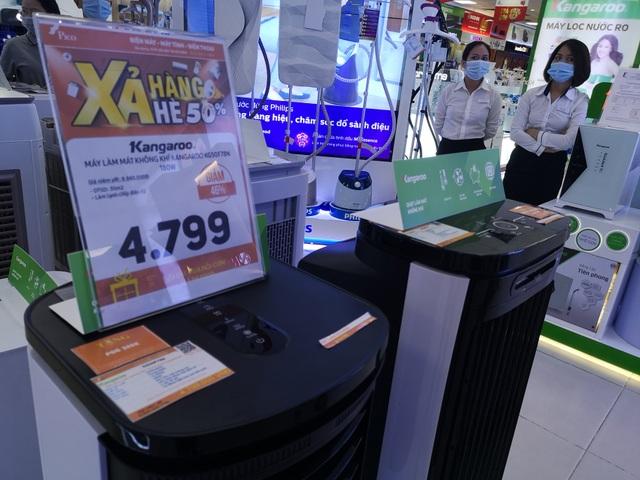 Chú ý khi mua hàng điện tử trưng bày giảm tới 70% so với giá bán mới - 6