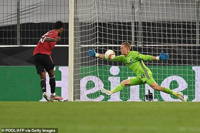 13 pha cứu thua xuất thần của thủ thành Copenhagen trước Man Utd - 3