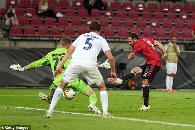 13 pha cứu thua xuất thần của thủ thành Copenhagen trước Man Utd - 4