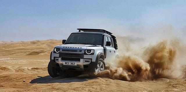 Land Rover Defender thế hệ mới xuất hiện tại Việt Nam - 16