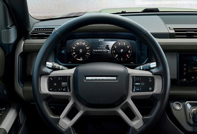 Land Rover Defender thế hệ mới xuất hiện tại Việt Nam - 20