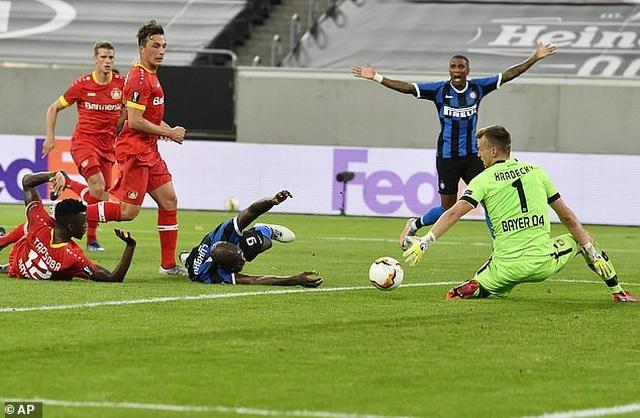 Lukaku không ngừng ghi bàn, Inter lọt vào bán kết Europa League - 1