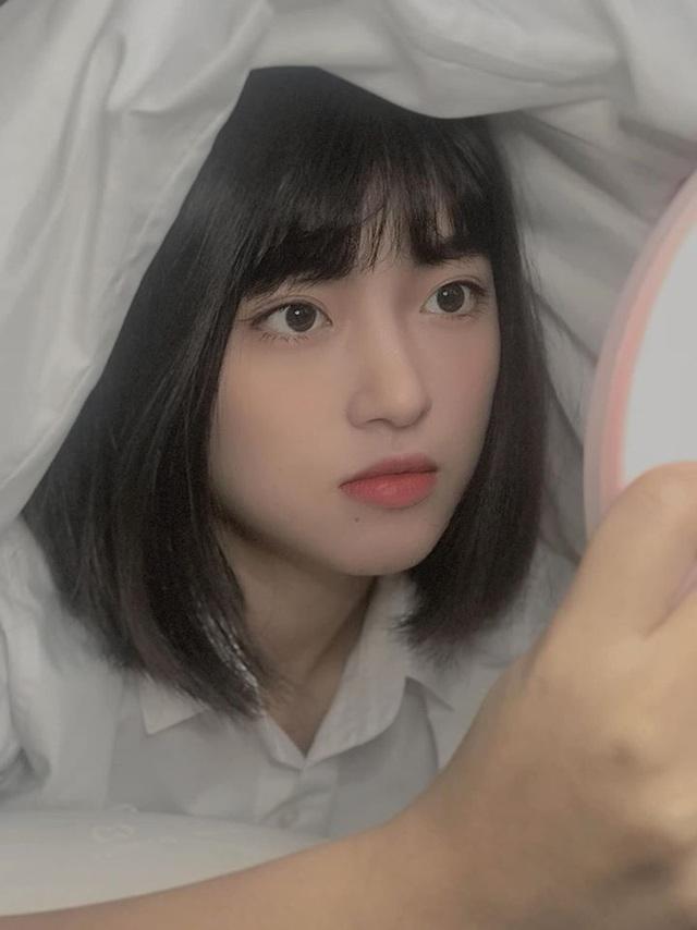 """Nét đẹp trong sáng của """"hot girl ảnh thẻ"""" dân tộc Giáy - 9"""