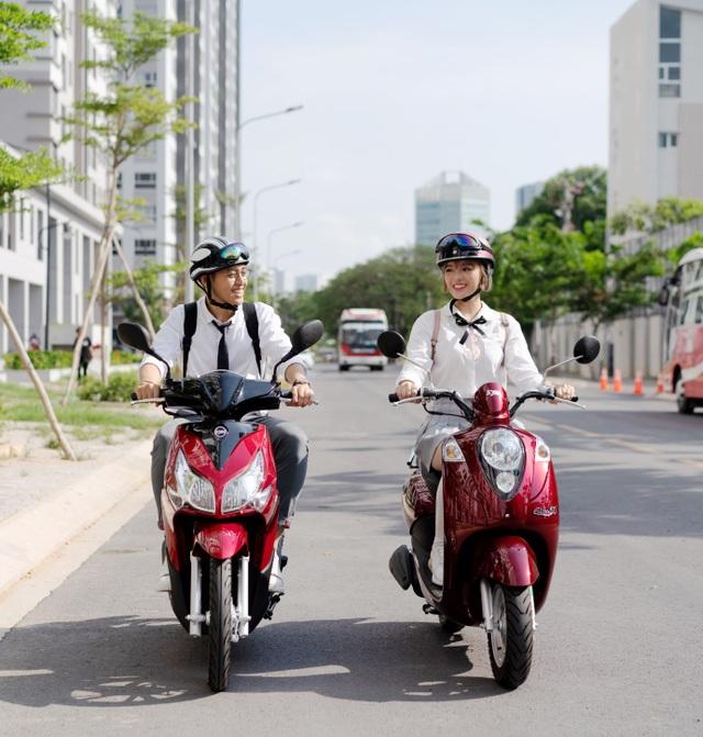 Những mẫu xe 50cc phù hợp cho học sinh, sinh viên đến trường - 1