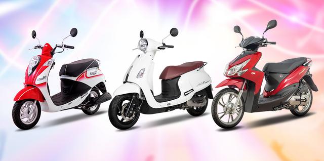 Những mẫu xe 50cc phù hợp cho học sinh, sinh viên đến trường - 2