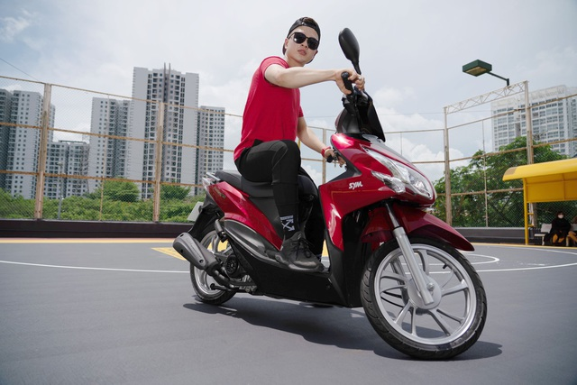 Những mẫu xe 50cc phù hợp cho học sinh, sinh viên đến trường - 3