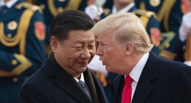 Tổng thống Trump: Mối quan hệ tốt đẹp với ông Tập Cận Bình đã thay đổi - 1