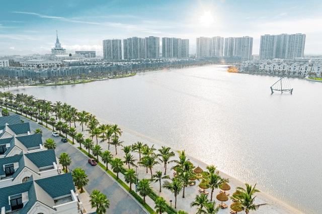 Vinhomes Ocean Park bàn giao gần 9.000 căn hộ sau hơn 20 tháng khởi công - 1