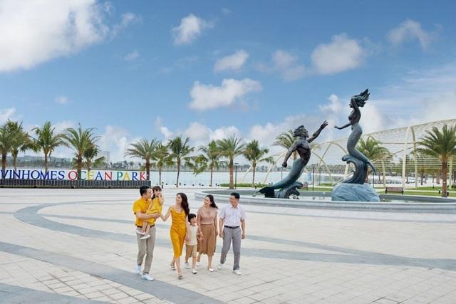 Vinhomes Ocean Park bàn giao gần 9.000 căn hộ sau hơn 20 tháng khởi công - 2