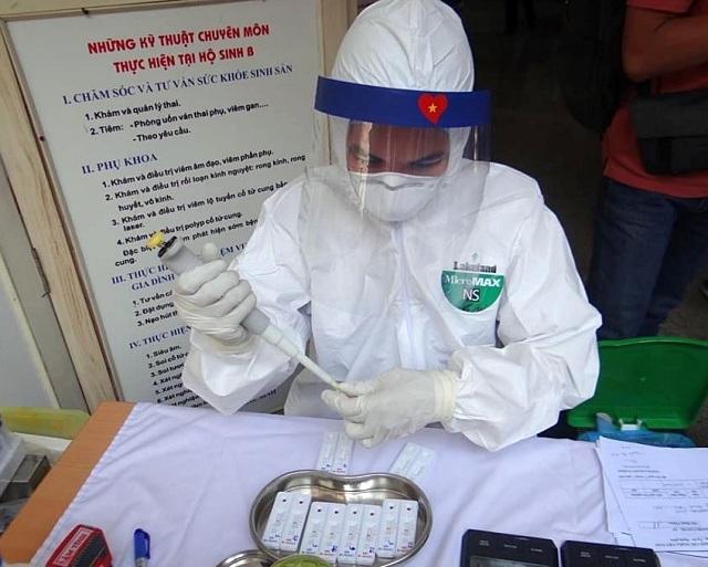Chùm ca bệnh tại Vĩnh Phúc, Hà Nam đều là các biến thể lây lan nhanh - 1