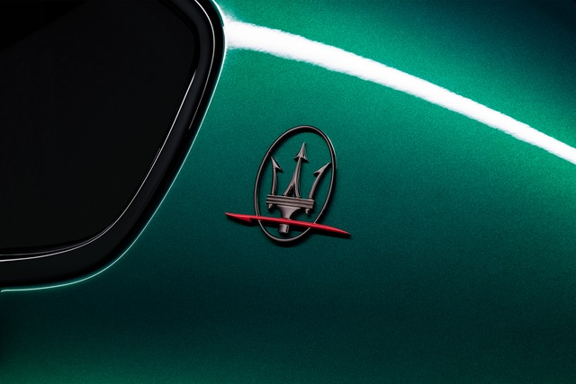 Biệt đội Maserati Trofeo rầm rộ trình làng với động cơ Ferrari V8 - 5