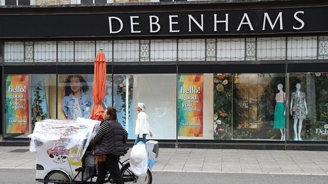 Chuỗi cửa hàng bán lẻ hàng đầu của Anh cắt giảm hàng nghìn việc làm - 1