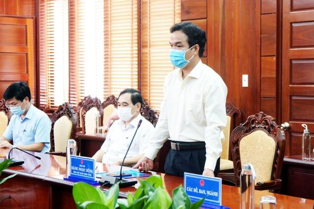 BSR tài trợ tỉnh Quảng Ngãi 2,5 tỷ đồng mua máy xét nghiệm Covid-19 - 2