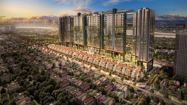 """Vị trí đắc địa khiến bất động sản hạng sang """"miễn dịch"""" với biến động của thị trường - 1"""