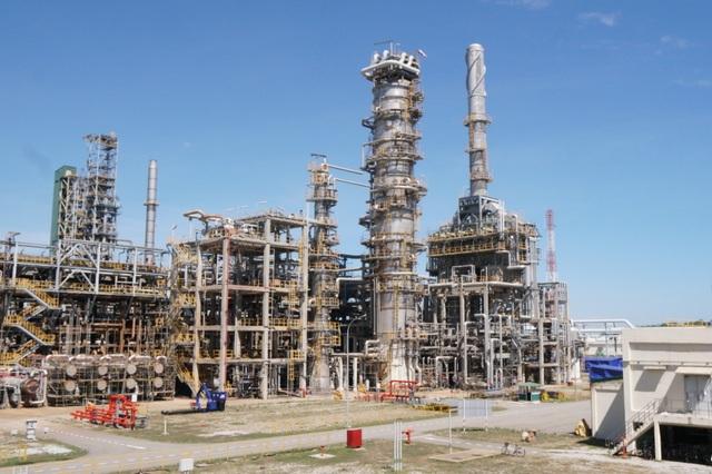 Nhà máy lọc dầu  Dung Quất chính thức dừng máy để bảo dưỡng tổng thể lần 4 - 1