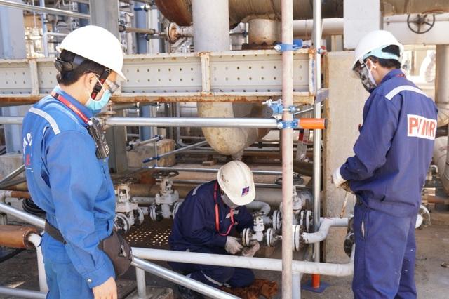 Nhà máy lọc dầu  Dung Quất chính thức dừng máy để bảo dưỡng tổng thể lần 4 - 2