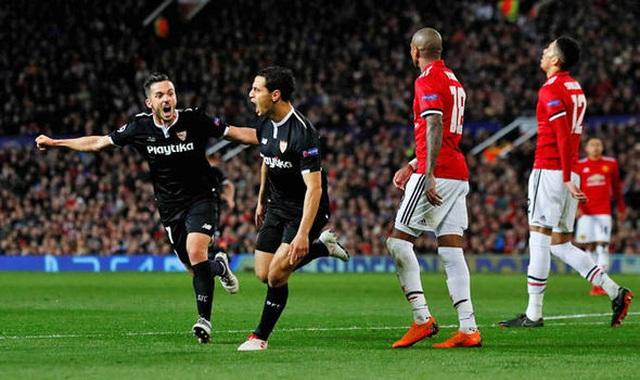 Sevilla thiết lập kỷ lục bất bại, Man Utd lo ngay ngáy - 2