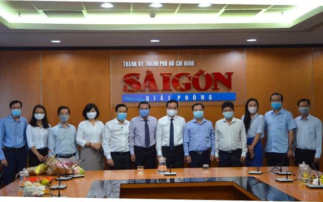 Tổng biên tập Báo Sài Gòn Giải Phóng được điều động về UBND TPHCM - 2