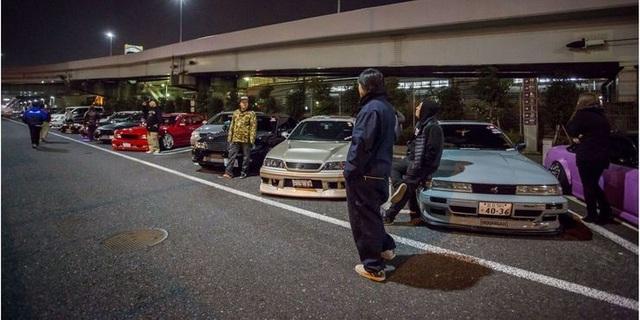 Bí ẩn về câu lạc bộ đua xe khét tiếng nhất Nhật Bản - 1