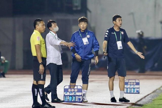 HLV Chung Hae Seong trở lại, Minh Phương rời đội TPHCM - 2