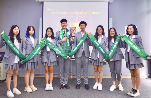 Dự án của học sinh Việt giành ngôi Vô địch cuộc thi Khởi nghiệp trẻ quốc tế - 1
