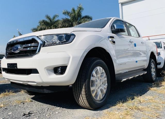 Doanh số xe bán tải tiếp tục giảm, Ford Ranger nguy cơ rớt khỏi top 10 - 1