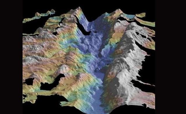 Trận động đất boomerang cực hiếm xuất hiện dưới Đại Tây Dương - 1