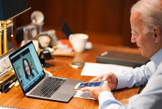 Chân dung phó tướng mang dòng máu lai Ấn-Phi của ông Joe Biden - 2