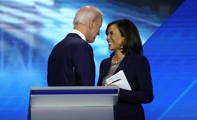 Chân dung phó tướng mang dòng máu lai Ấn-Phi của ông Joe Biden - 1