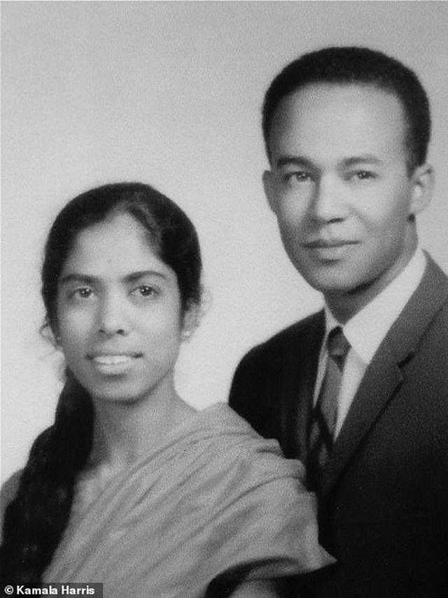 Chân dung phó tướng mang dòng máu lai Ấn-Phi của ông Joe Biden - 4