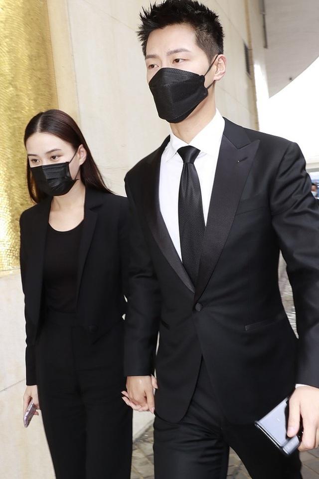 Hình ảnh ngọt ngào của tài tử Đậu Kiêu bên con gái vua sòng bạc Macau - 1