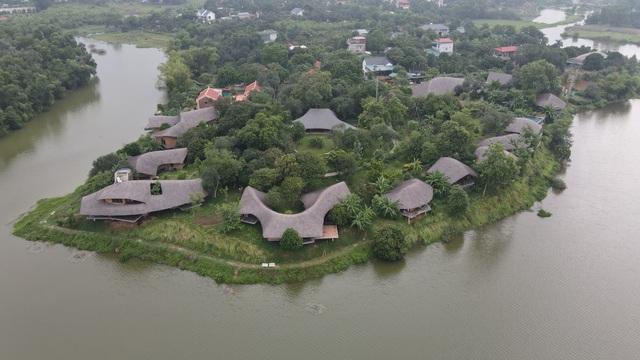 Loạt nhà mái lá ấn tượng của Việt Nam, báo Tây cũng khen nức nở - 2