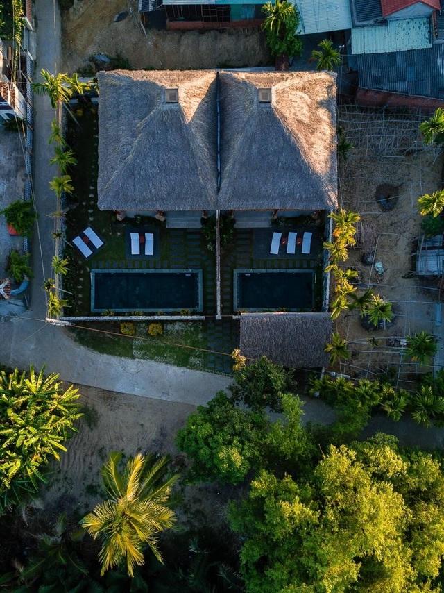 Loạt nhà mái lá ấn tượng của Việt Nam, báo Tây cũng khen nức nở - 14