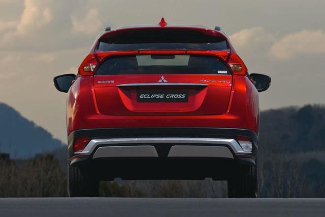 Mitsubishi dừng xuất xe SUV sang thị trường châu Âu - 4