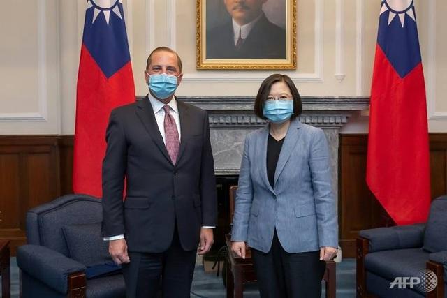 """Trung Quốc cảnh báo Mỹ đừng """"đùa với lửa"""" trong vấn đề Đài Loan - 1"""