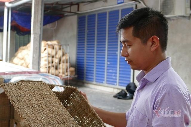 Nông dân 8X ở Ninh Bình thu 20 tỷ đồng/năm từ loại rau cho lợn ăn - 1