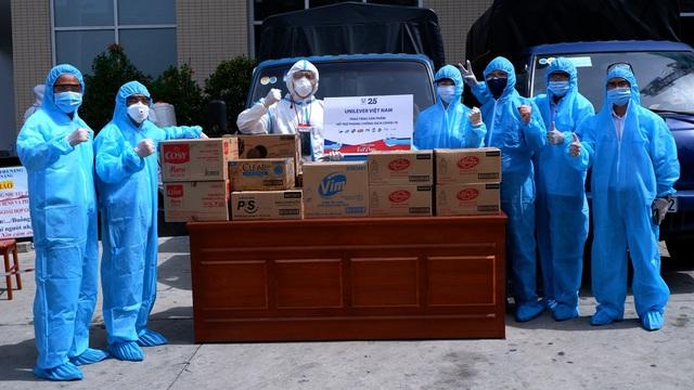 Unilever tăng cường gói tài trợ Đà Nẵng, Quảng Nam và Quảng Ngãi phòng chống dịch - 2