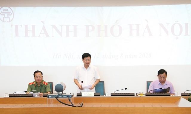 Phó Chủ tịch Hà Nội: Ca nhiễm Covid-19 mới không liên quan đến Đà Nẵng - 1