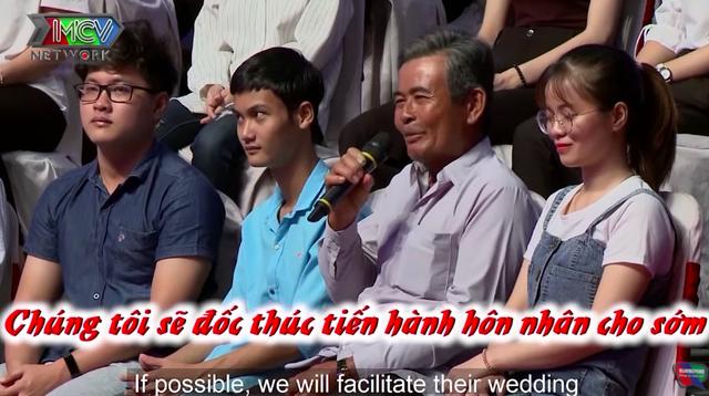 Vừa gặp mặt con dâu tiềm năng, bố chàng trai đã muốn đốc thúc cưới sớm - 2