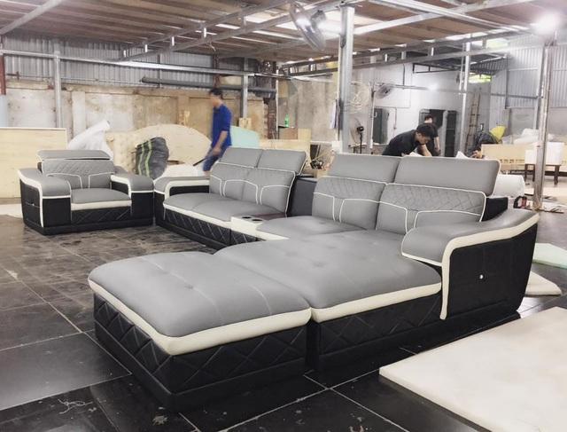 SofaZ - Xưởng đóng sofa uy tín ở Hà Nội - 5