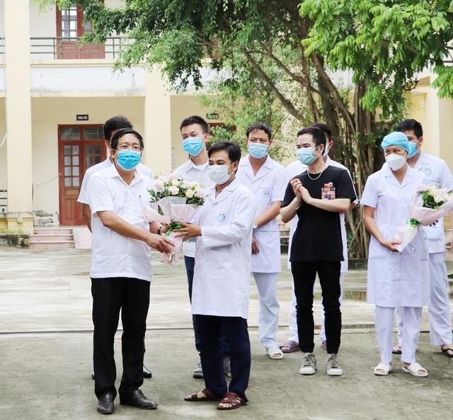 Đà Nẵng: Bệnh nhân Covid-19 thứ 5 được xuất viện - 2